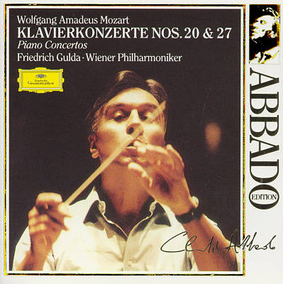 Mozart: Klavierkonzerte Nos. 20 & 27