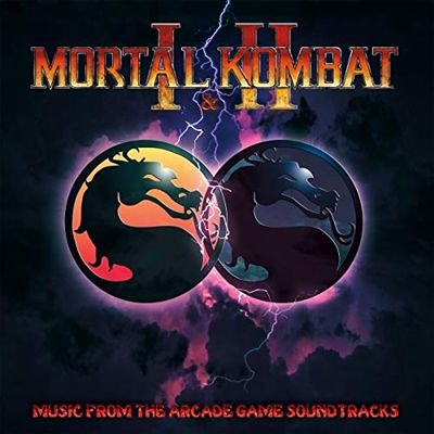 Mortal Kombat I and II-Music From the Arcade Game Soundtracks