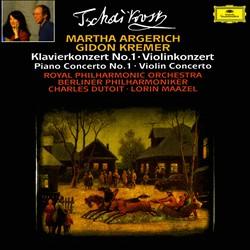 Tschaikovsky: Klavierkonzert No. 1; Violinkonzert