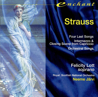 Strauss: Four Last Songs; Closing Scene from Capriccio; Orchestral Songs