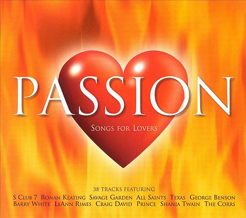 Passion: Songs for Lovers