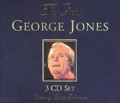 The Great George Jones [Rajon 3 CD]