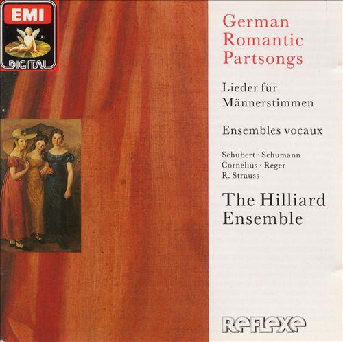 German Romantic Partsongs