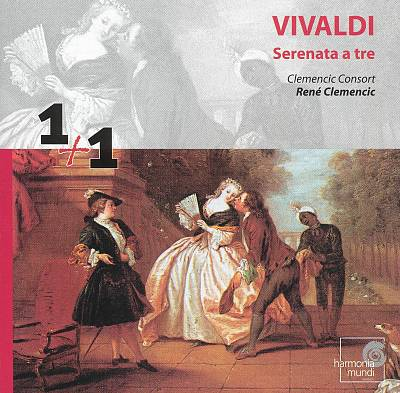 Vivaldi: Serenata a tre
