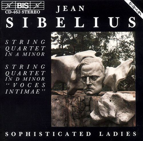Sibelius: String Quartets in A minor & D minor