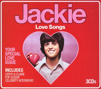 Jackie: Love Songs [2010]