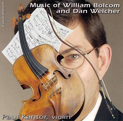 Music of William Bolcom and Dan Welcher