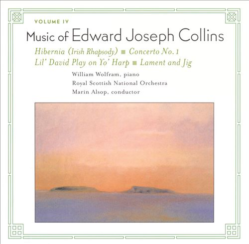 Music of Edward Joseph Collins, Vol. 4
