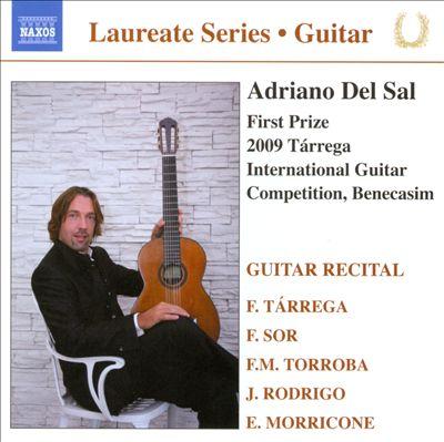 Guitar Recital (Laureate Series)