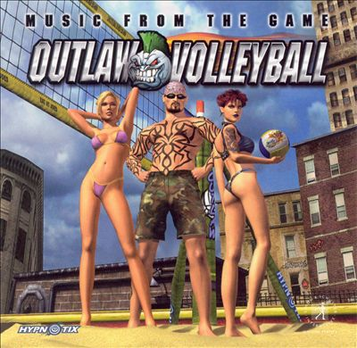 Outlaw Vollyball: Xbox