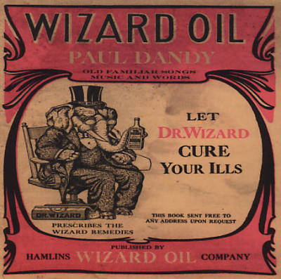 Wizald Oil