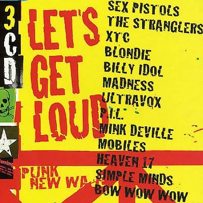 Let's Get Loud [Disky]