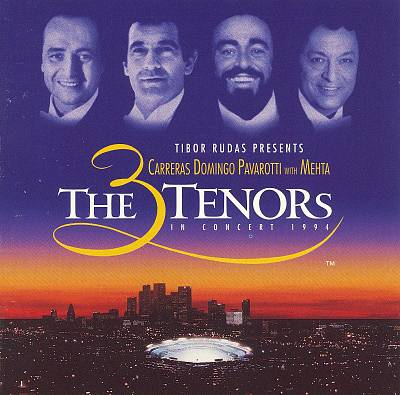 The Three Tenors in Concert 1994