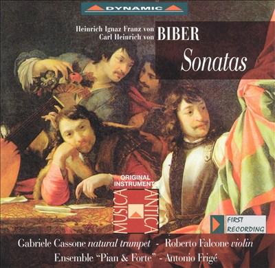 Biber: Trumpet Sonatas