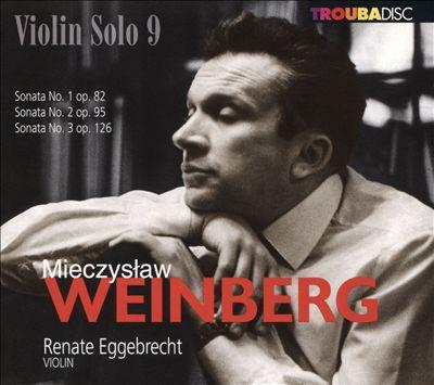 Violin Solo 9: Weinberg
