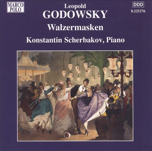 Leopold Godowsky: Piano Music, Vol. 10