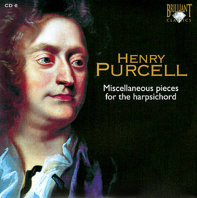 Purcell: Miscellaneous pieces for the harpsichord