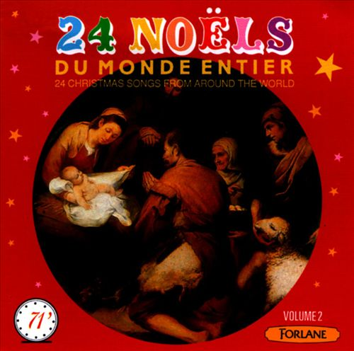 24 Christmas Songs from Around the World, Vol. 2