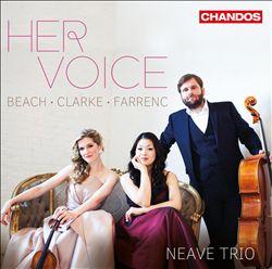 Her Voice: Beach, Clarke, Farrenc