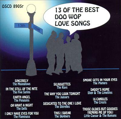 13 of the Best: Doo Wop Love Songs
