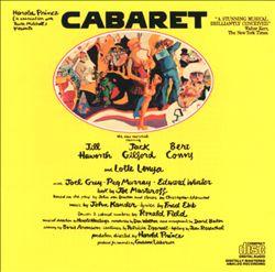 Cabaret [Original Cast Recording]