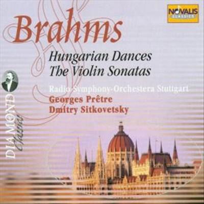 Hungarian Dances/Violin Sonatas
