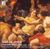 Étienne Moulinié: Airs de Cour