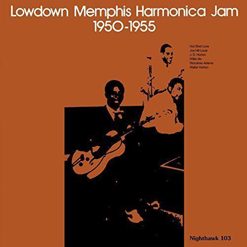 Lowdown Memphis Harmonica Jam 1950-1955