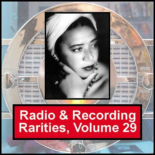 Radio & Recording Rarities, Vol. 29