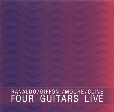 Four Guitars Live