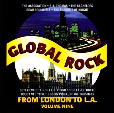 Global Rock, Vol. 9: From London to L.A.