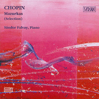 Chopin: Mazurkas (Selection)