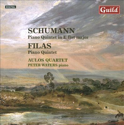 Schumann, Filas: Piano Quintets