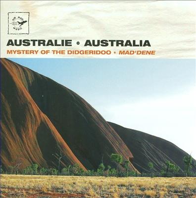 Air Mail Music: Australia - Mystery of the Digeridoo
