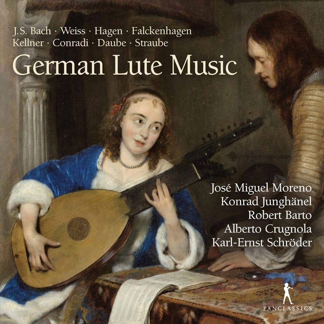 German Lute Music