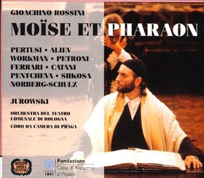 Rossini: Moïse et Pharoan