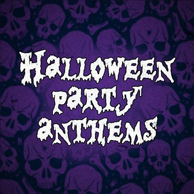 Halloween Party Anthems