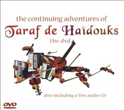 The Continuing Adventures of Taraf de Haidouks
