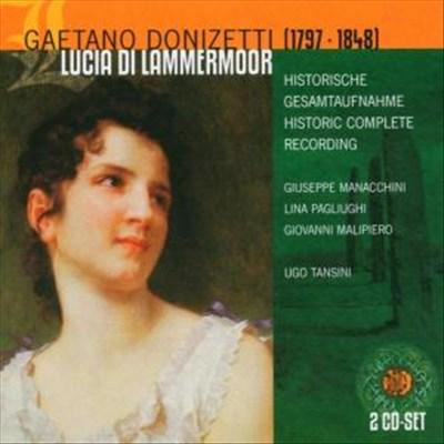 Donizetti: Lucia di Lammermoor (Complete) [Germany]