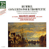 Hummel: Concerto pour Trompette