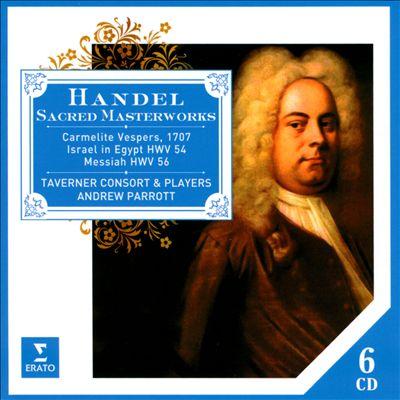 40th Anniversary Box: Handel Sacred Masterworks