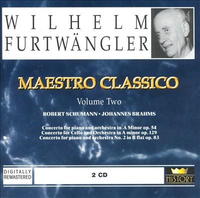 Maestro Classico, Vol. 2: Robert Schumann, Johannes Brahms