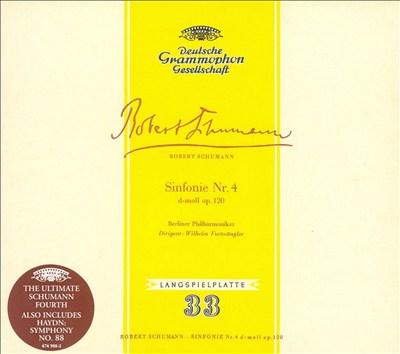 Schumann: Sinfonie Nr. 4