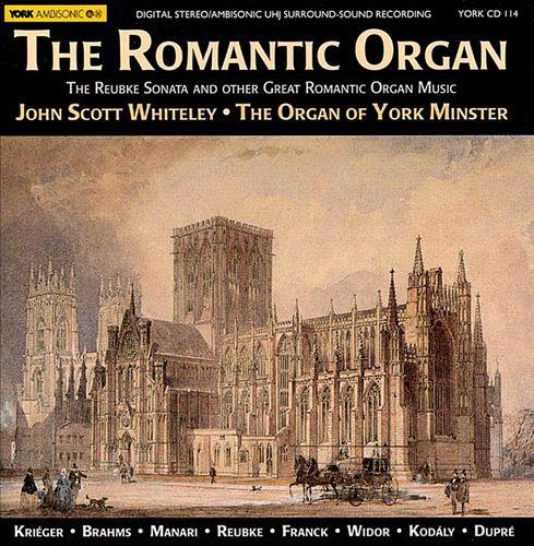 The Romantic Organ