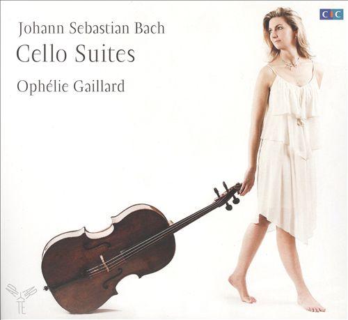 Bach: Cello Suites Nos.1-6 [2010 Recording]
