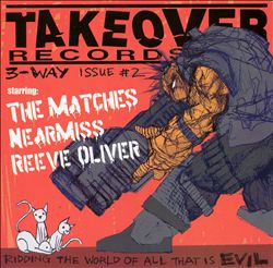Takeover Records 3 Way, Issue # 2
