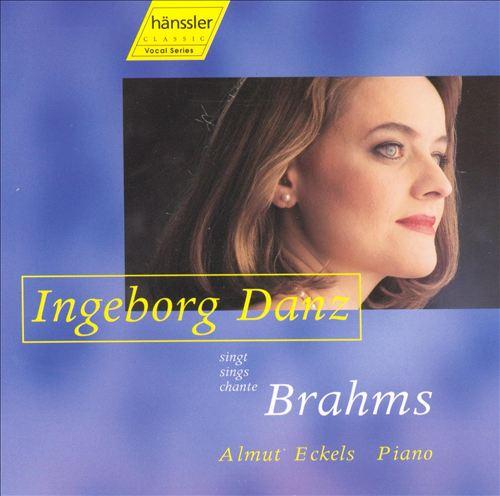 Ingenborg Danz Sings Brahms