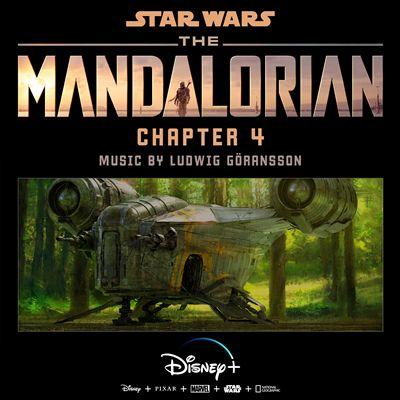 The Mandalorian: Chapter 4 [Original Score]