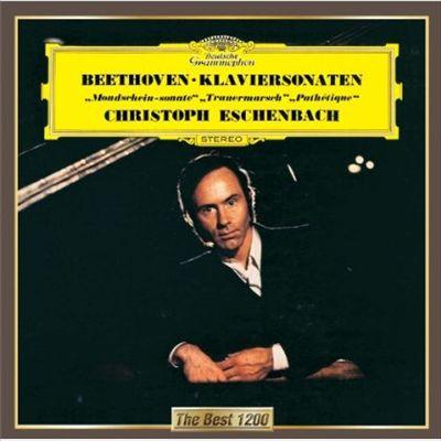 """Beethoven: Klaviersonaten """"Mondshein-Sonate"""", """"Trauermarsch"""", """"Pathétique"""""""