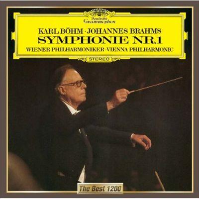 Johannes Brahms: Symphonie Nr. 1